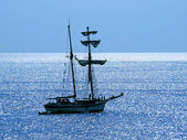 Sailing ship. — Stock Photo