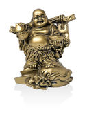 Chinese statuette. — Stock Photo