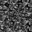 Coal seamless background. - Stock Photo