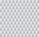 Embossed cuboids seamless background. — 图库矢量图片