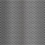 Metal net seamless texture background. — Stock Vector