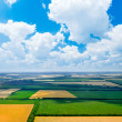 Fields. - Stockfoto