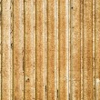 Corrugated metal sheet. — Stock Photo
