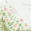Royalty-Free Stock Obraz wektorowy: Floral background.