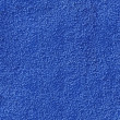 Blue stucco seamless background. - Stock Photo