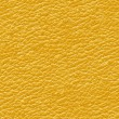Royalty-Free Stock Photo: Yellow leather seamless background.