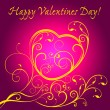 Happy Valentines Day! — Vector de stock #1571669