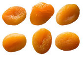 Dried apricots. — Stock Photo