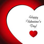 Happy Valentine's day! — Stok Vektör