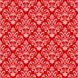 Seamless floral pattern. — Stockvektor
