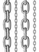 Seamless chains. — Stock Photo
