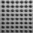 Perforated pattern. - Foto Stock