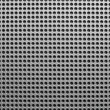 Stock Photo: Perforated pattern.