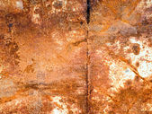Metal rust background. — Stock Photo