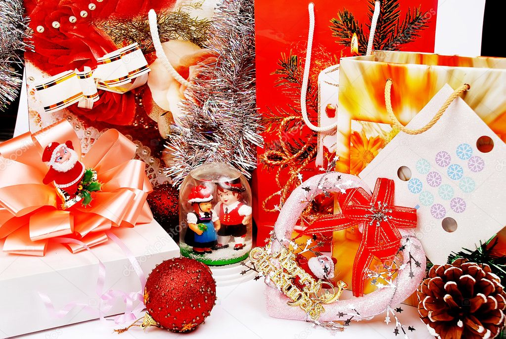 Christmas decoration — Stock Photo #1117655