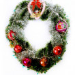 Xmas decorations - Stock Photo