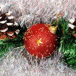 Stock Photo: Xmas decorations