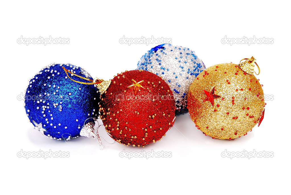 Christmas balls — Stock Photo #1152441