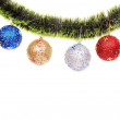 Christmas decoration — Stockfoto #1163068