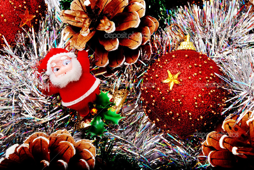 Christmas decoration — Stock Photo #1259505