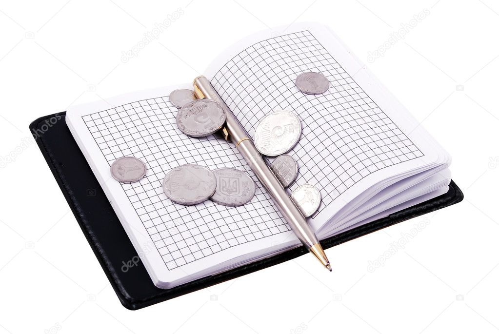 Means for counting the money  Stock Photo #1267178