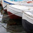 Boats berthed. - Stock Photo