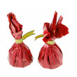 Two candies — Stock Photo