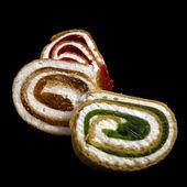 Marmalade rolls — Stock Photo