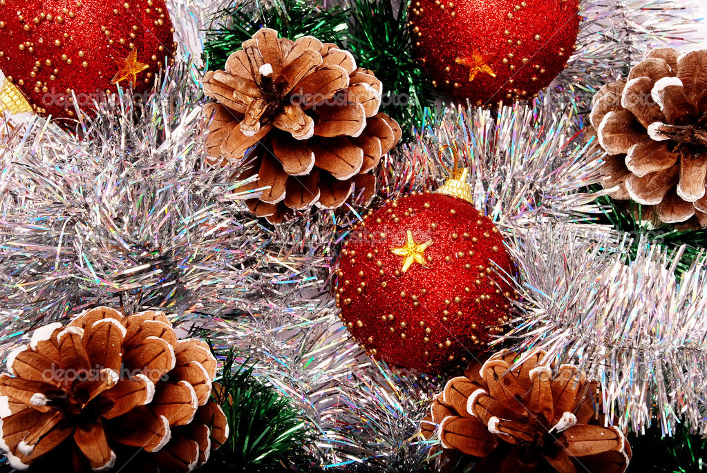 Christmas decoration — Stock Photo #2137204