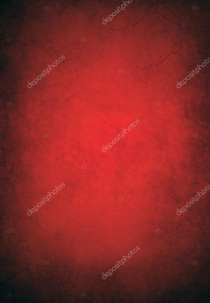 Red textured background with smoke and cracks  Photo #1120998