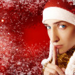 Christmas background — Stock Photo #1294866