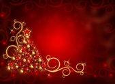 Jul bakgrund — Stockfoto