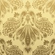 Royalty-Free Stock Векторное изображение: Decorative seamless floral ornament