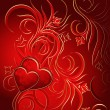 Royalty-Free Stock Immagine Vettoriale: Valentines background