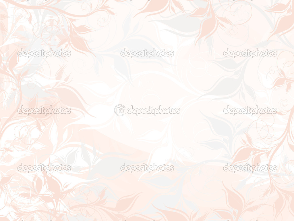 Vector pastel floral background with pattern — Vektorgrafik #2443140