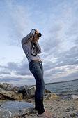 The photographer — Stock Photo