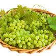 Royalty-Free Stock Photo: Grape in basket
