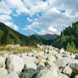 Mountain landscape, Central Asia — Stock Photo #1124454