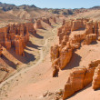 Stock Photo: Canyon Charyn, Central Asia, Kazakhstan