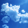 Royalty-Free Stock Photo: Cloudscape