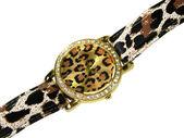 Наручные часы женщины — Стоковое фото