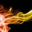 color smoke backgrounds — Stock Photo #1140487