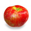 Red apple isolated — Stock Photo