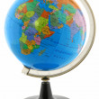 Stock Photo: School Globe isolated