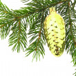Christmas tree — Stock Photo #1198366
