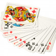Playing-cards — Stock Photo #1214753