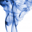 Color smoke as abstract backgroud — Stock Photo