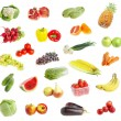 Royalty-Free Stock Photo: Freshs fruit andvegetables