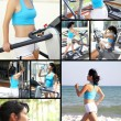 Ealthy lifestyle. fitness — Stock Photo