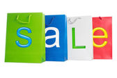 Sale - Bags — Stock Photo